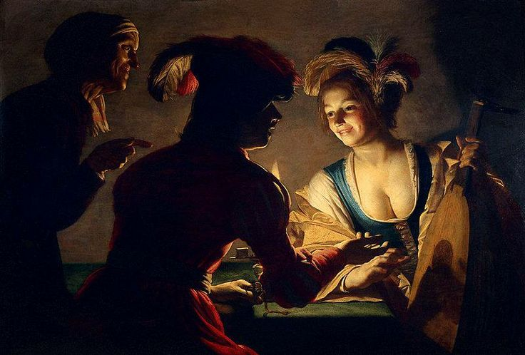 gerrit can honthorst